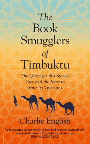 Event: Charlie English talks about The Book Smugglers of Timbuktu
